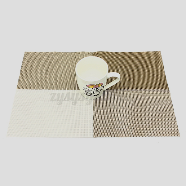 how to make dining table mats at home