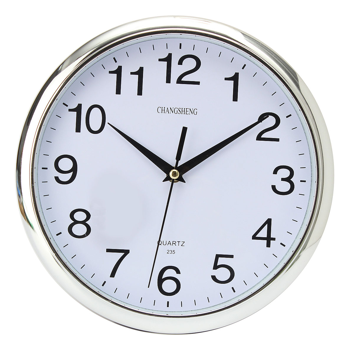 New large vintage round modern home bedroom retro time Modern clocks for kitchen