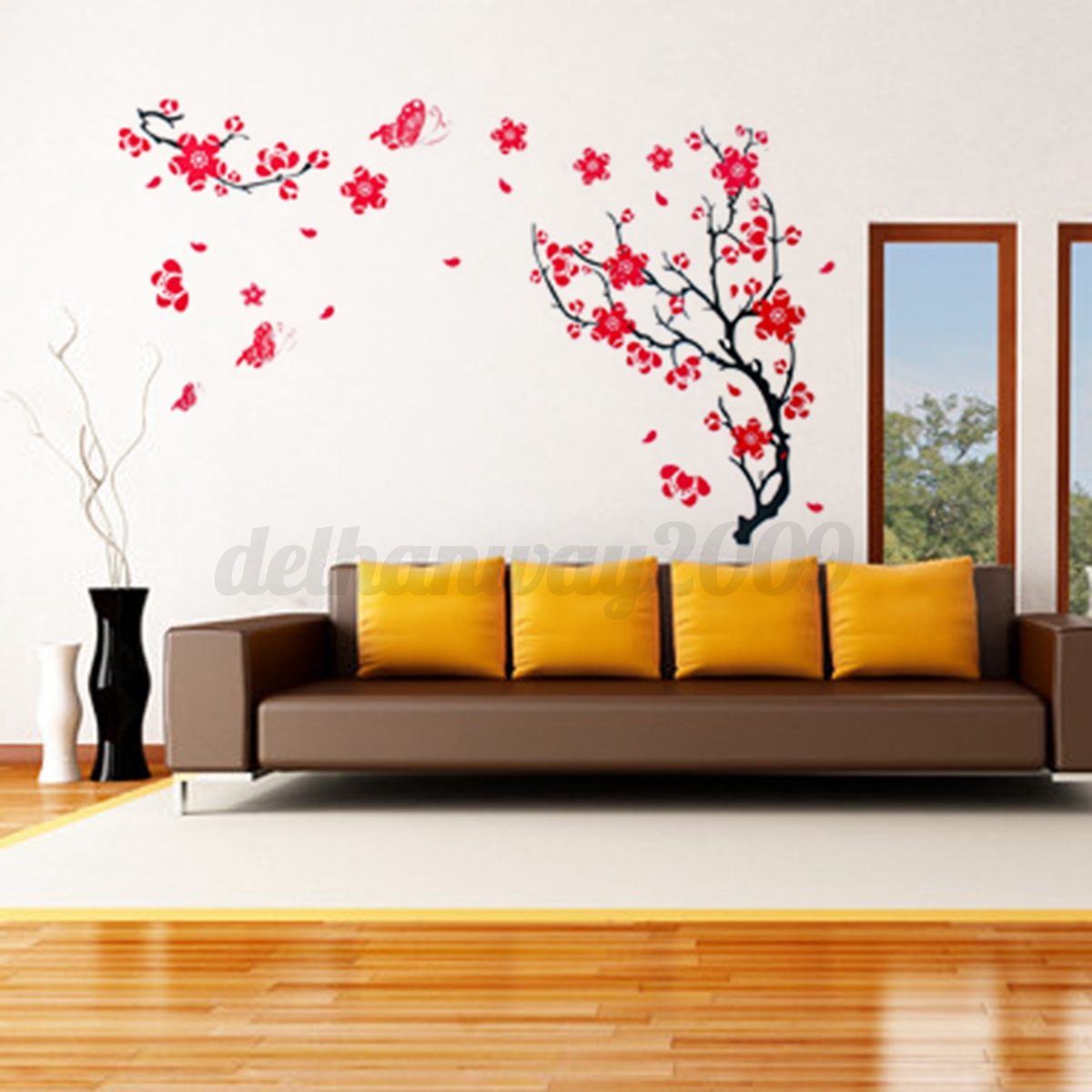 DIY Removable Art Vinyl Quote Wall Stickers Decal Mural