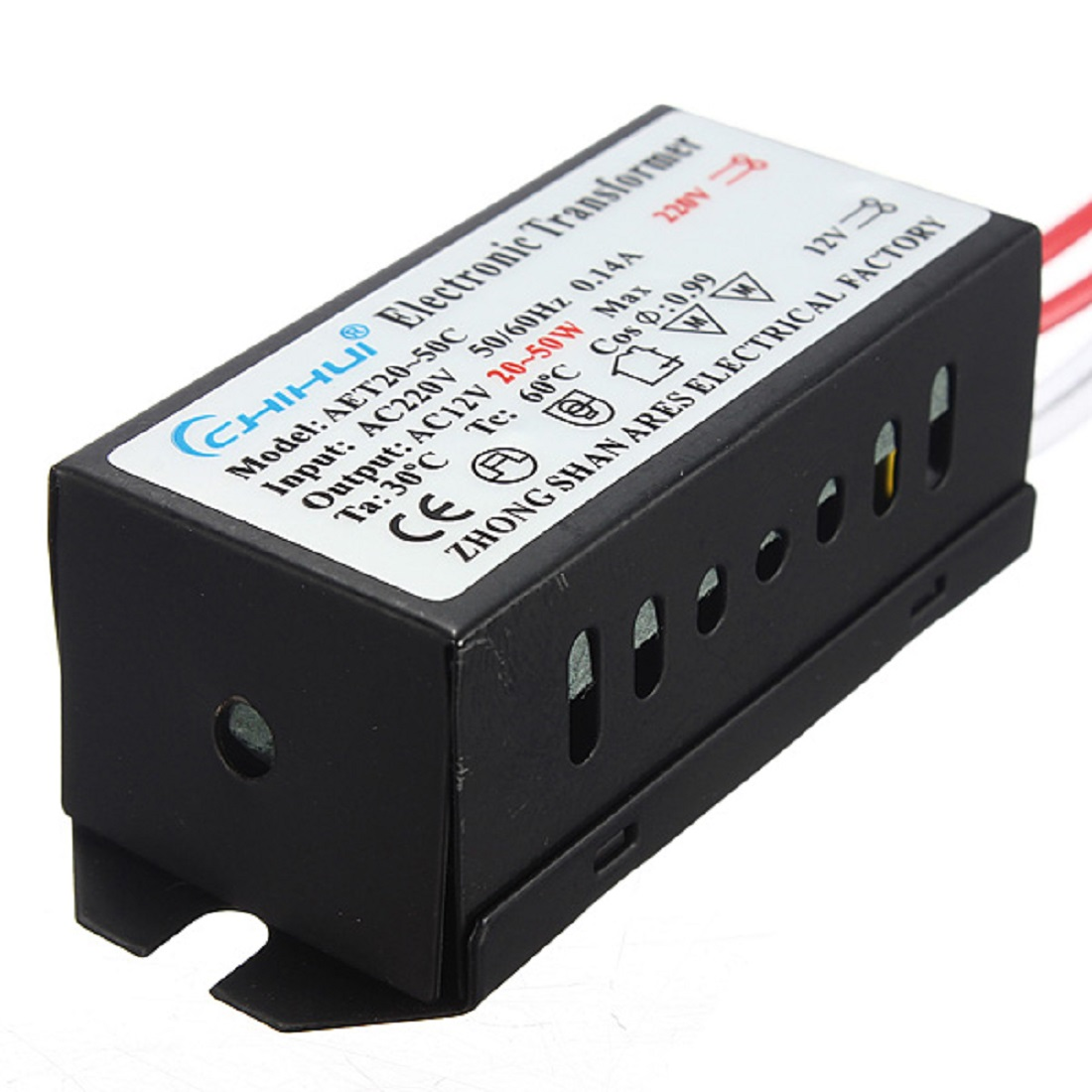 50w Led Power Supply: AC 12V 20-50W Power Supply Driver Electronic Transformer