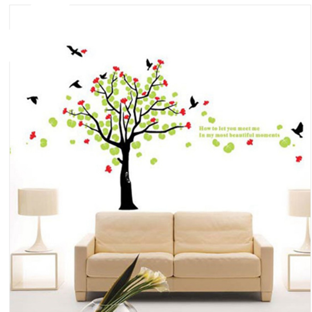 Family diy removable art vinyl quote wall stickers decal for Diy wall photo mural