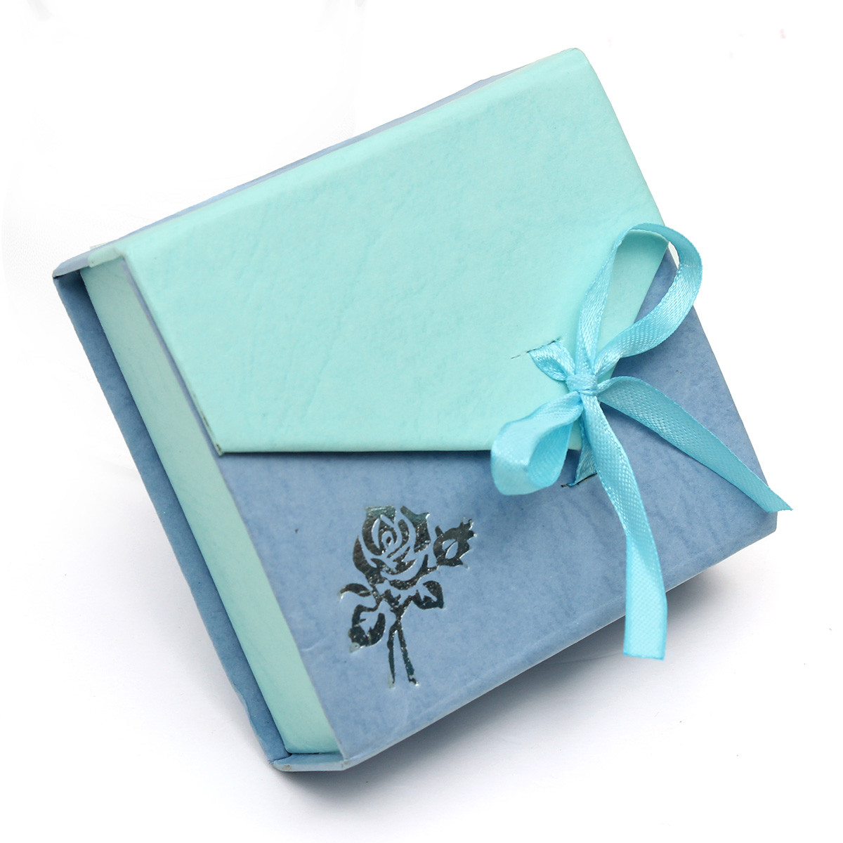 Hot Paper Bowknot Jewelry Watch Bracelet Bangle Gift Box