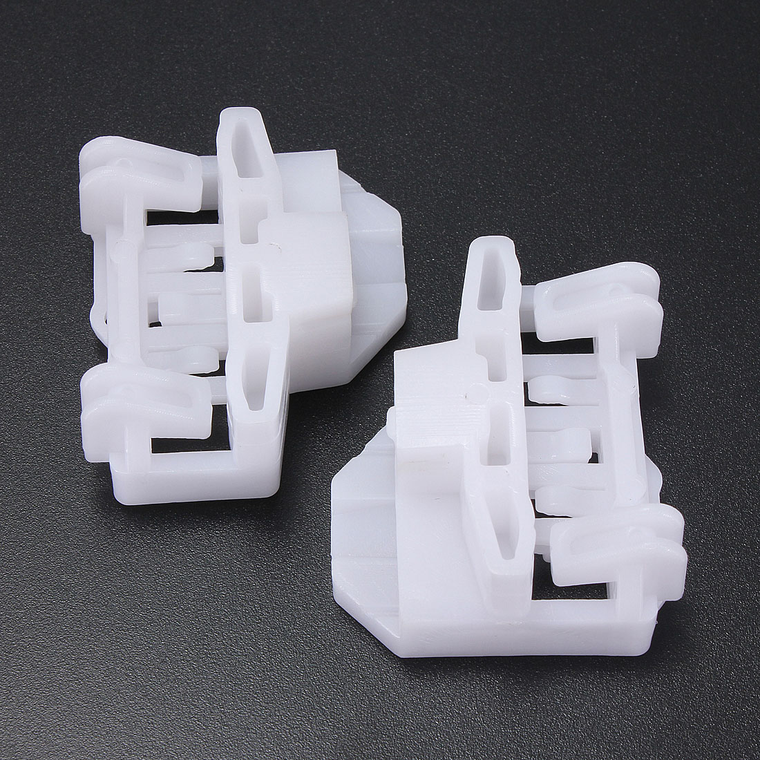 4pcs complete front set window regulator guide clips for