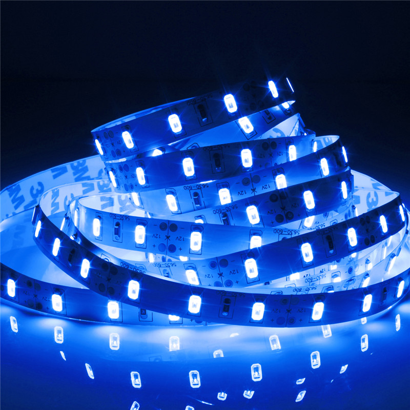 1M 2M 3m 4M 5M 60LED/1M 5630 SMD Waterproof LED Light Strip 12V Xmas Decoration
