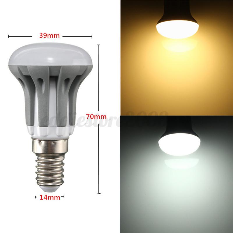 r39 r50 g45 r63 c37 e14 e27 2w 3w 5w led globe spot light reflector bulb lamp ebay. Black Bedroom Furniture Sets. Home Design Ideas