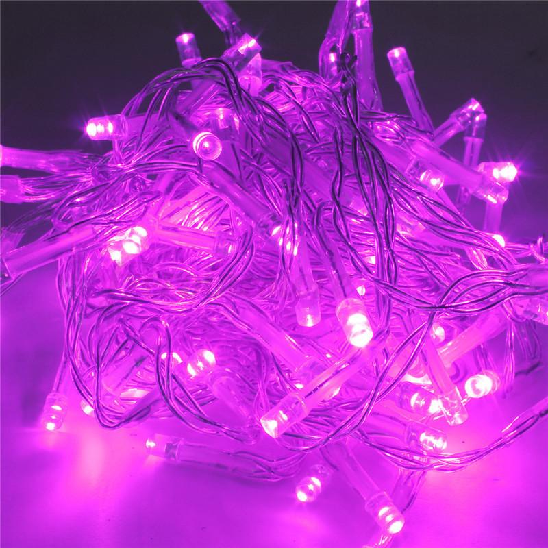 1-50M 10-500 LED Electric/Solar/Battery String Fairy Lights Xmas Wedding Party eBay