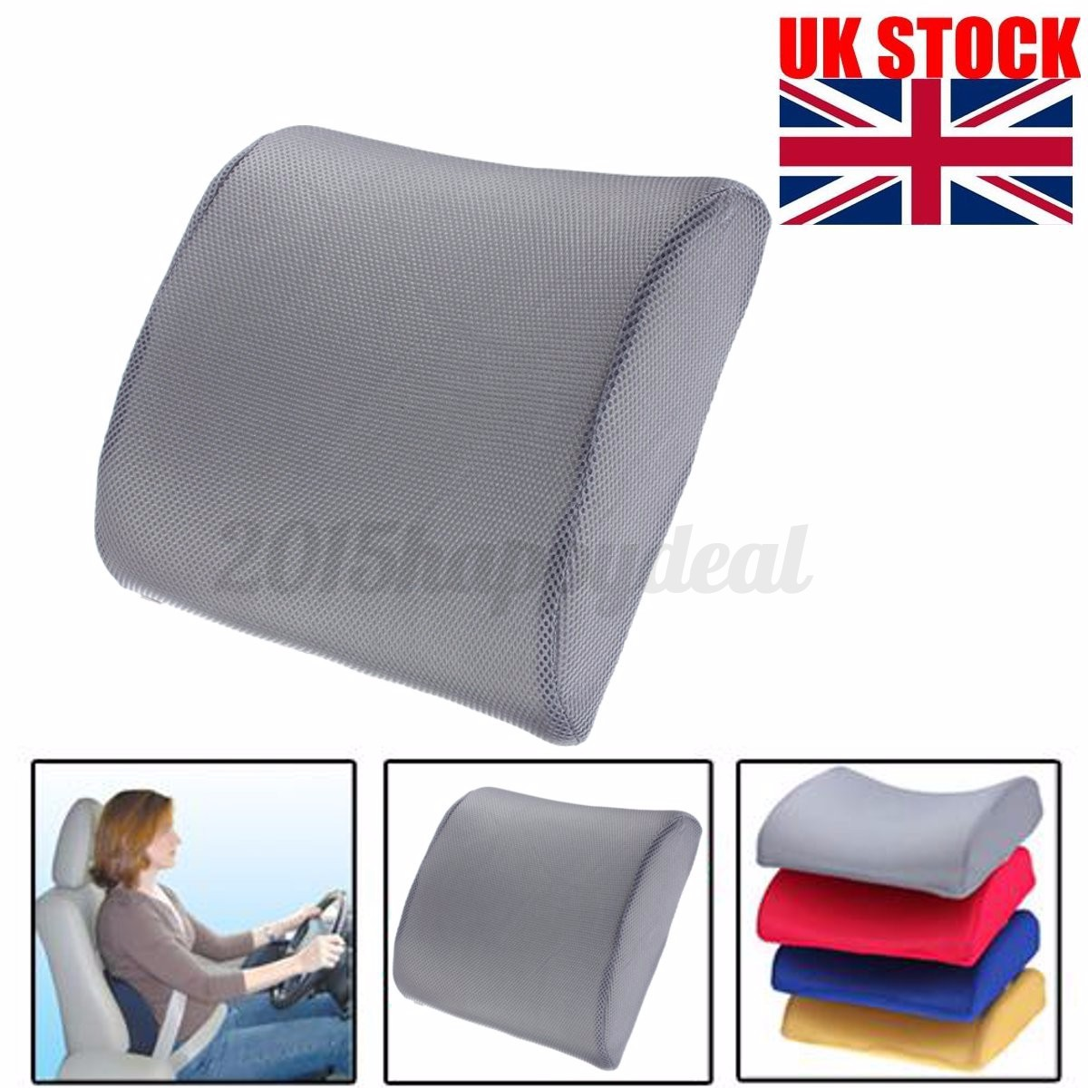 cushion comfilife chair about coccyx pain healthy back posture office everything