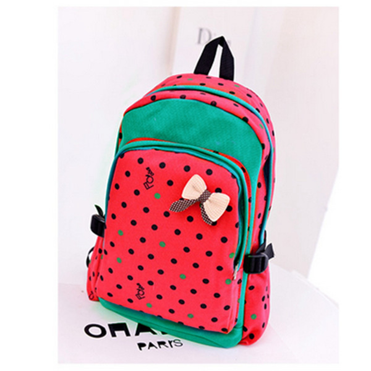 Womens Backpacks In a fantastic array of colours, designs and purposes, our range of backpacks are ideal for every kind of dresser. The streetwear aficionados in our midst will love our urban brands, whilst those that pursue their love of the outdoors will find much use in functional, sport specific options.