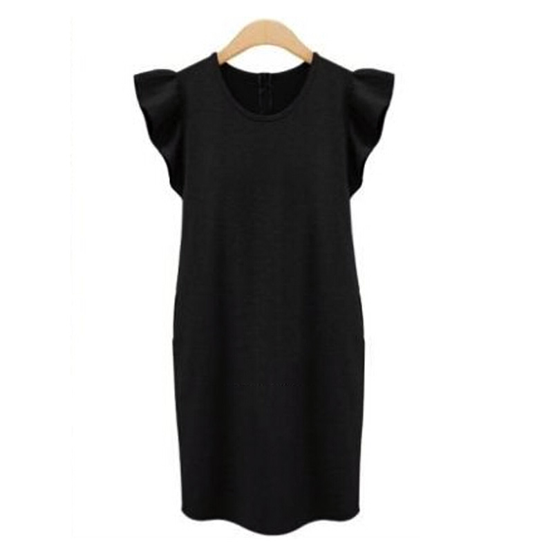 PLUS SIZE Women Casual Party Evening Cocktail Mini Casual Dress