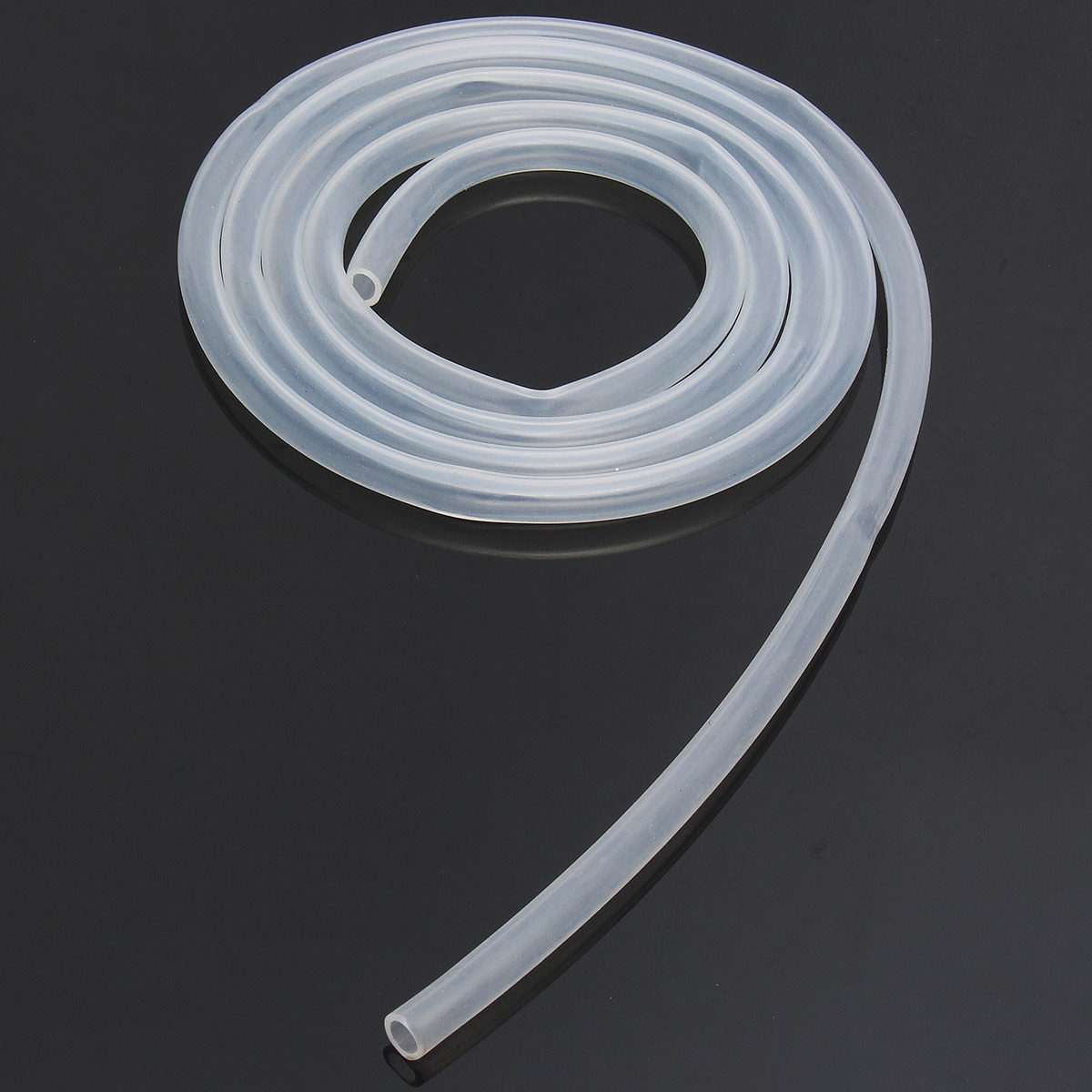 Clear Translucent Silicone Tubing Fda Approved Milk Hose