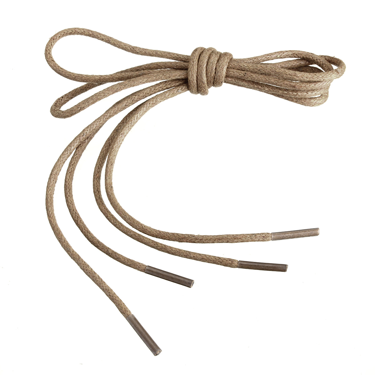 Cm Thin Waxed Shoe Laces