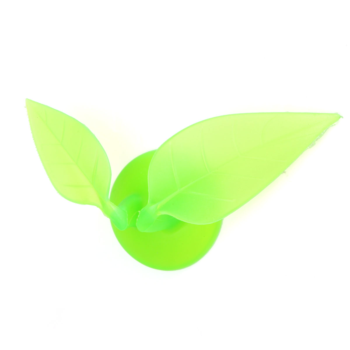 Color Leaves Toothbrush Holder Stand Mount With Suction Wall Rack Home Bathroom