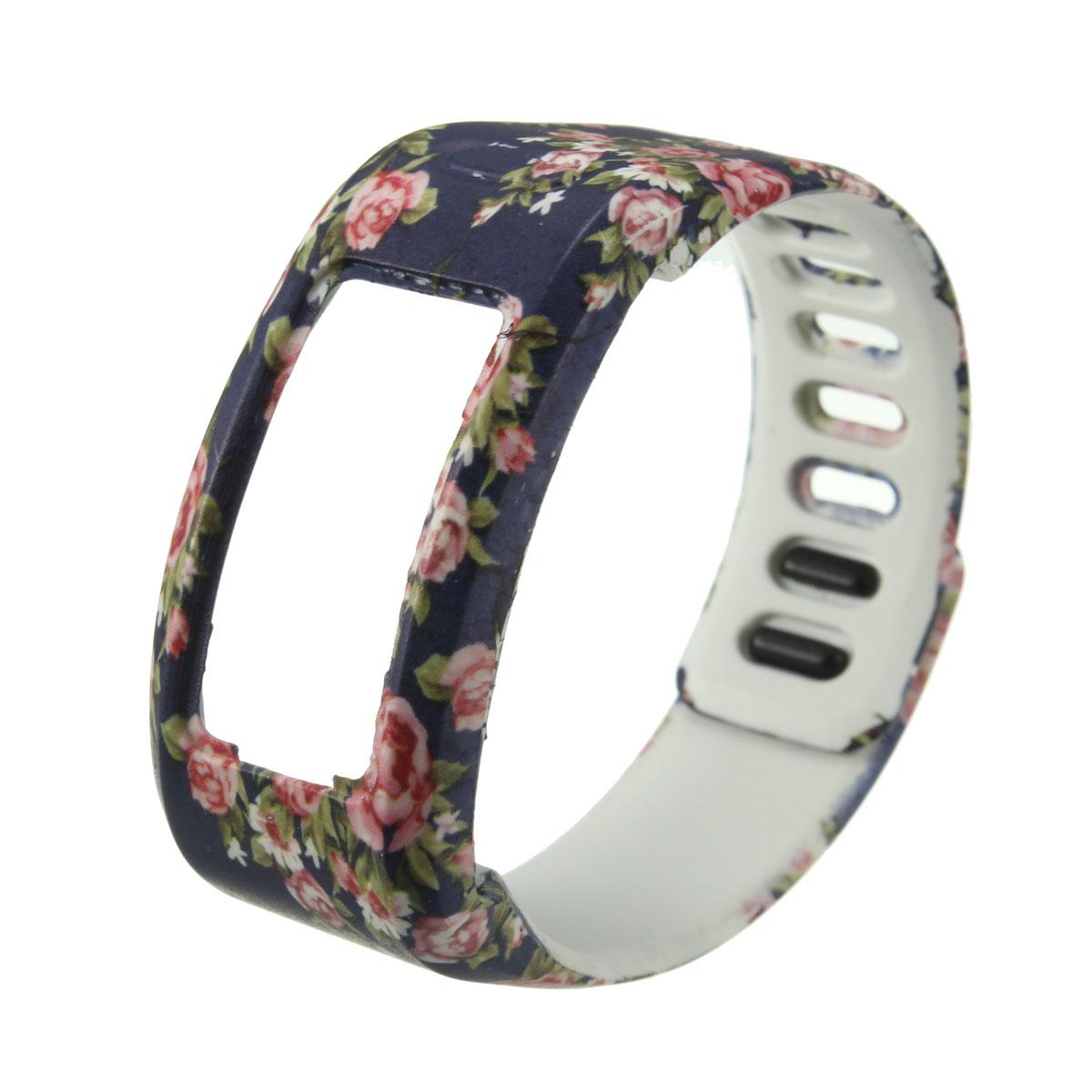 Colour Size S / L Replacement Wristband Band & Clasp for Garmin Vivofit Bracelet