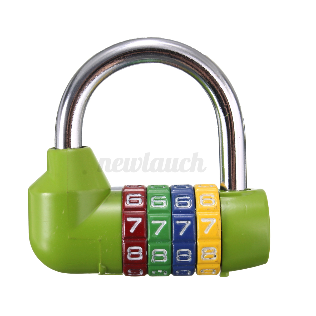 combination lock 8 digits how to open luggage