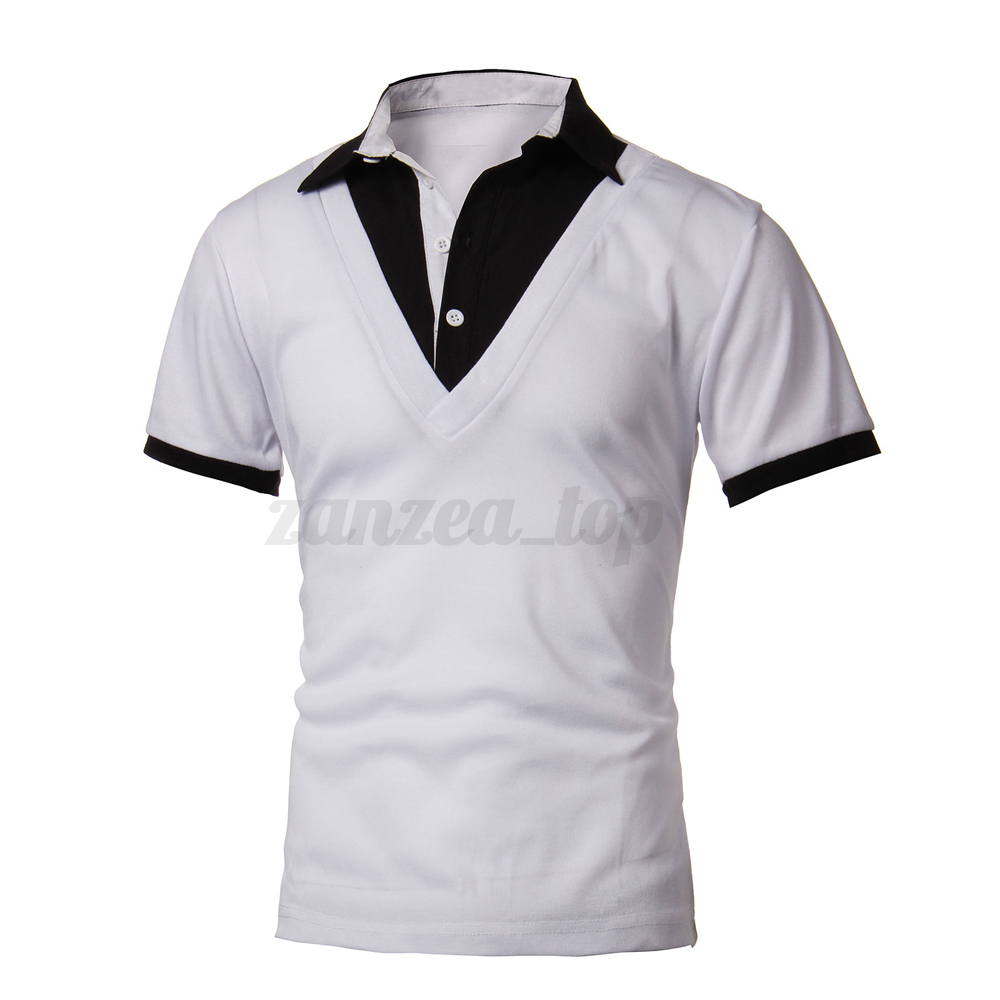 Full sleeve t shirts polo neck for Full sleeve polo t shirts