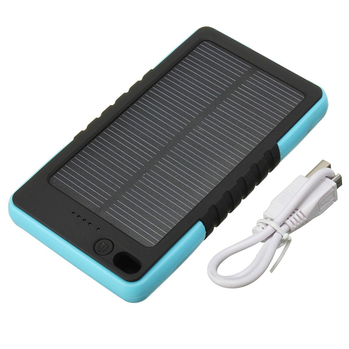 Pannello Solare Per Ricarica Batteria Barca : Ma cellulare pannello solare ricarica batteria dual