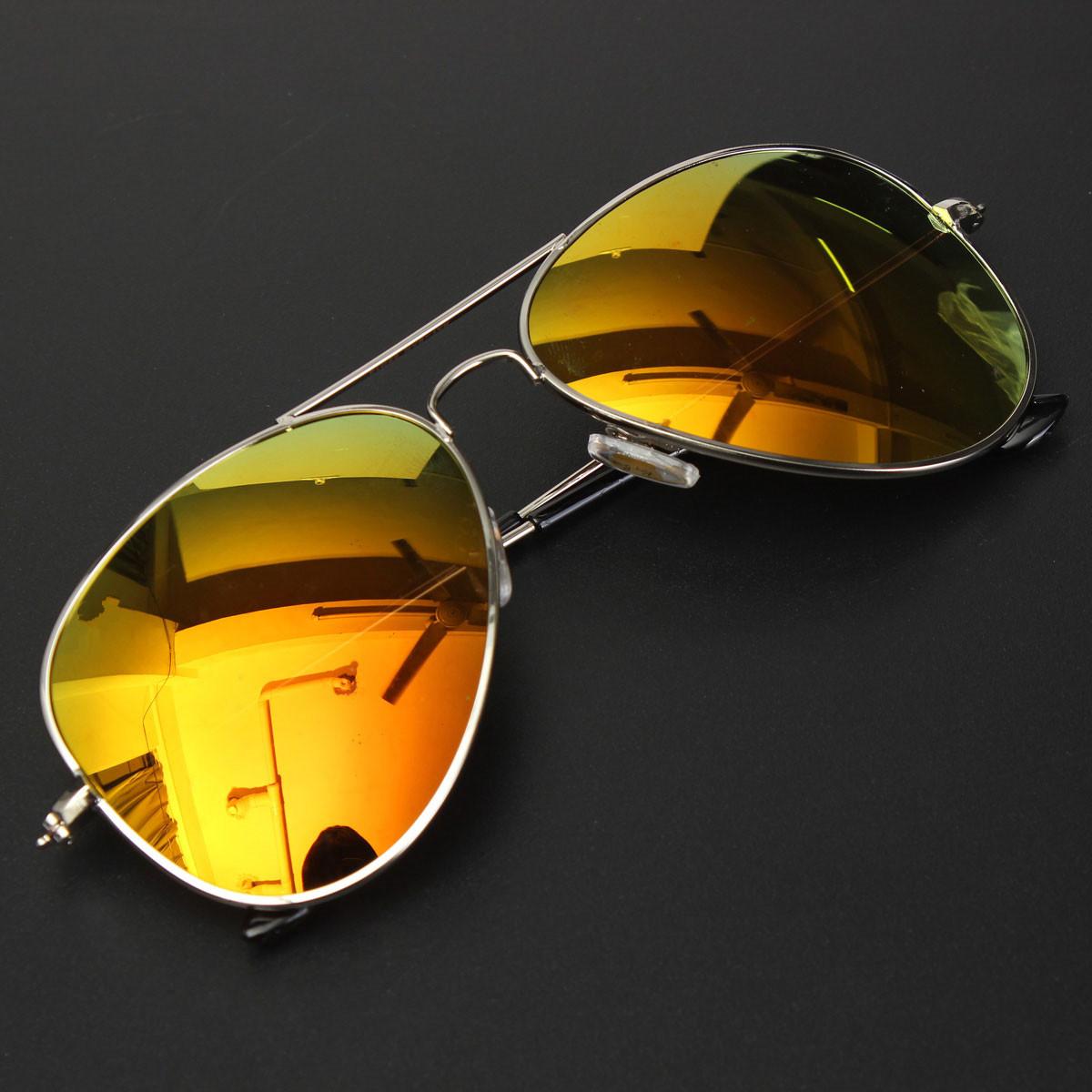 herren damen sonnenbrille pilotenbrille fliegerbrille fahrbrille radbrille h07 ebay. Black Bedroom Furniture Sets. Home Design Ideas