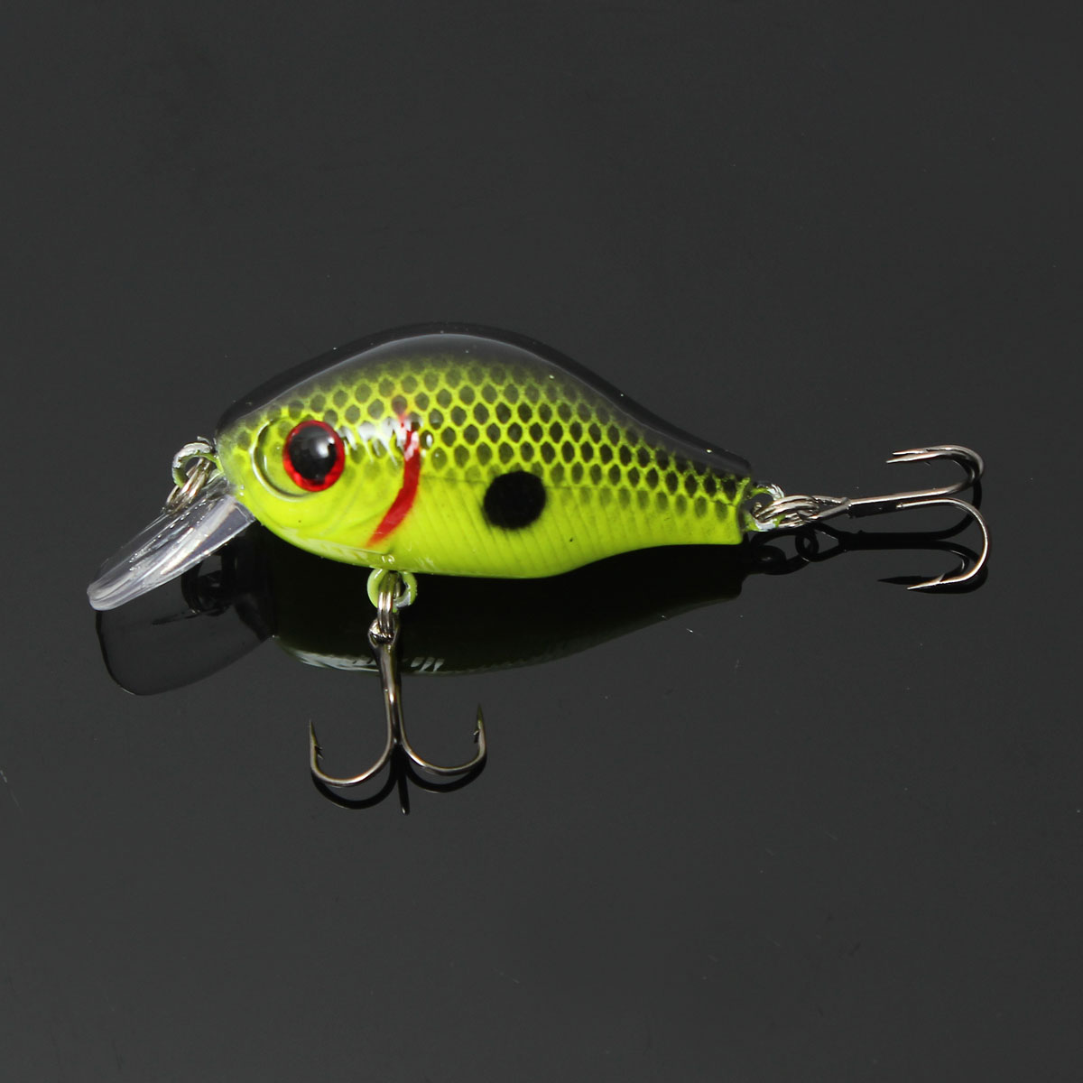 2 2inch 0 29oz Shallow Water Minnow Bass Fishing Lures