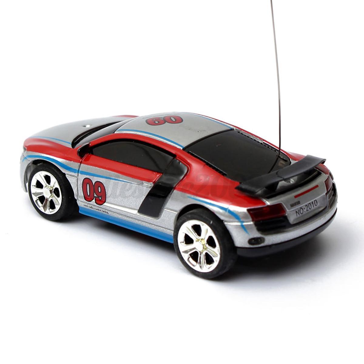 Mini Radio Remote Control RC Racing Car Toy Vehicle Coke