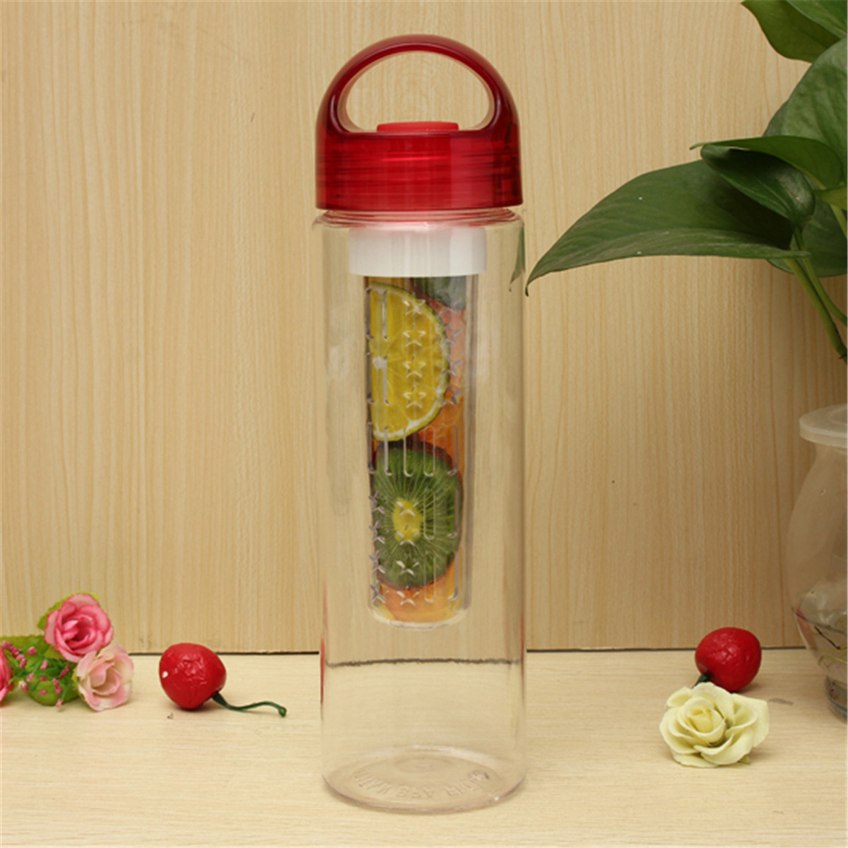how to use detox water bottle