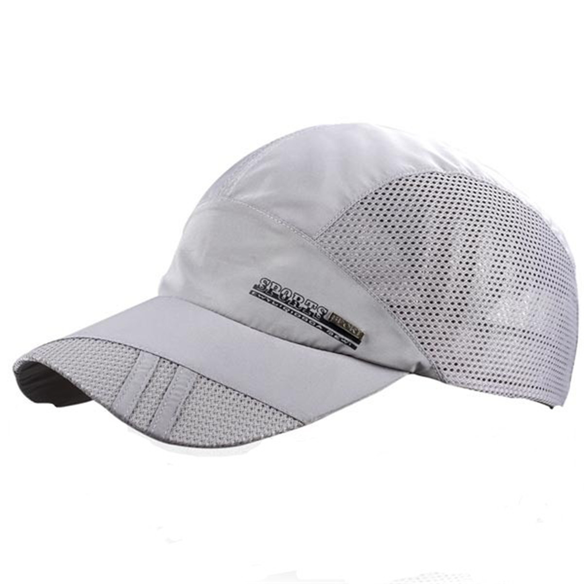 Men Women Adjustable Golf Sport Visor Summer Baseball Cap ...