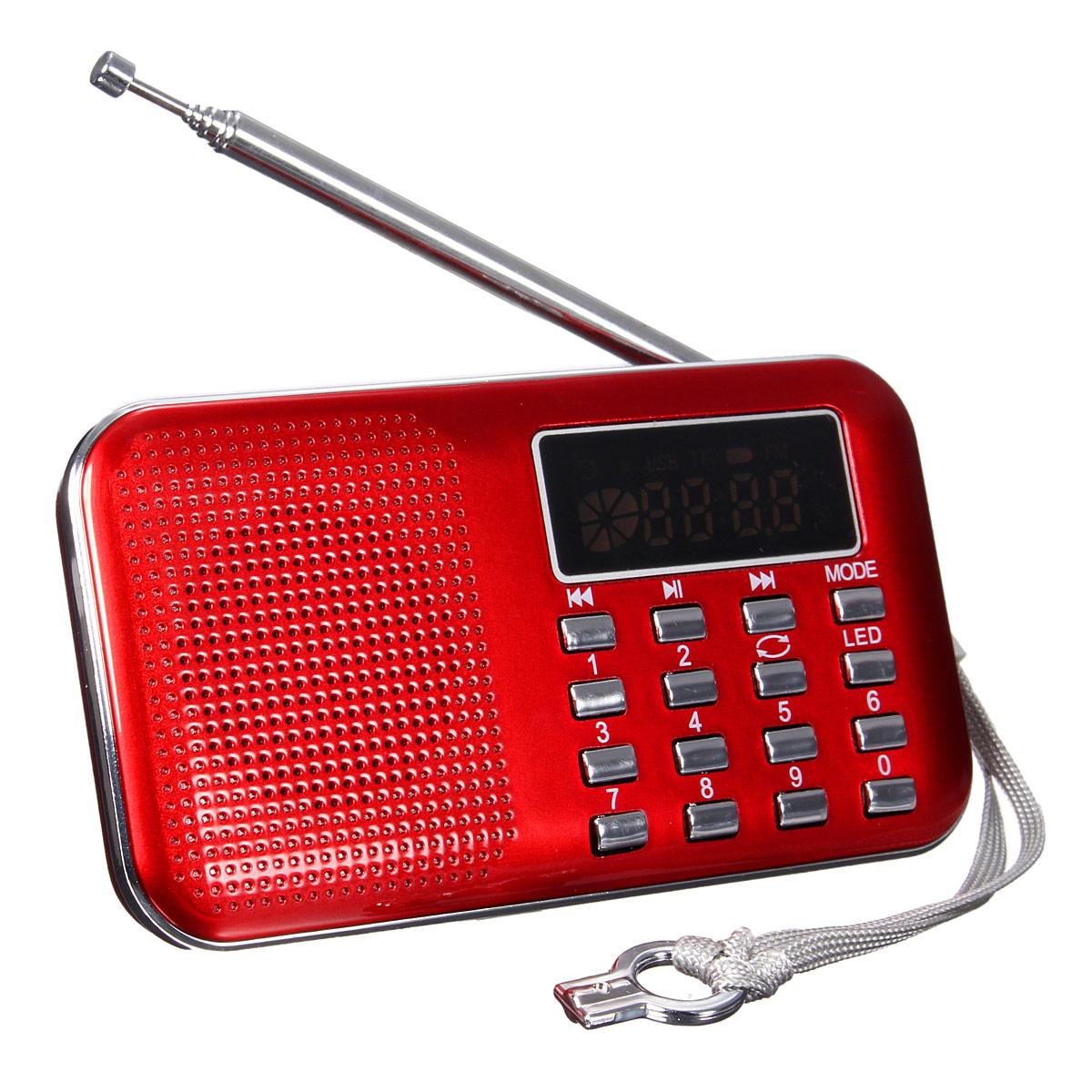 mini portable lcd digital fm radio speaker usb micro sd tf card mp3 music player eur 11 35. Black Bedroom Furniture Sets. Home Design Ideas