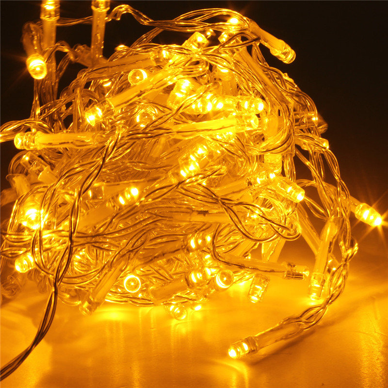 string fairy light battery power party xmas wedding twinkle waterproof. Black Bedroom Furniture Sets. Home Design Ideas