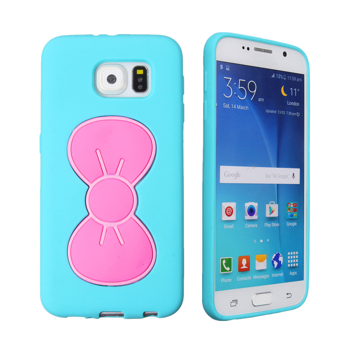cover samsung galaxy s6 edge silicone morbido