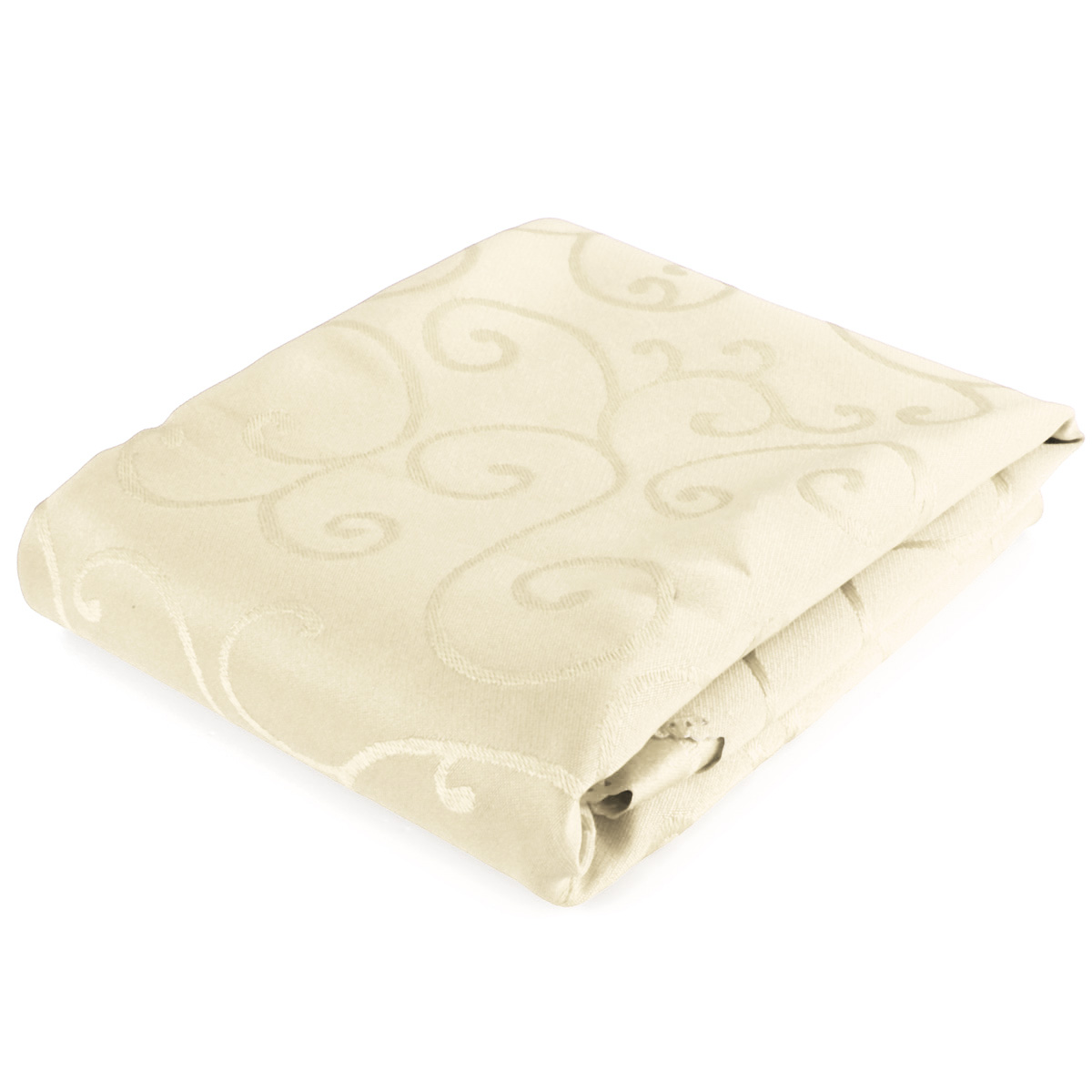 Nappe de table anti t che rectangulaire carr jacquard 140 - Nappe de table carre ...