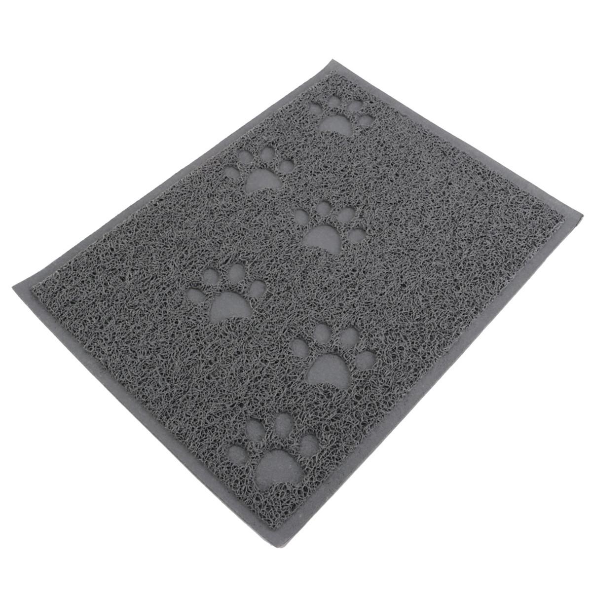 New Square PVC Placemat Dog Puppy Pet Cat Dish Bowl Food ... - photo#38