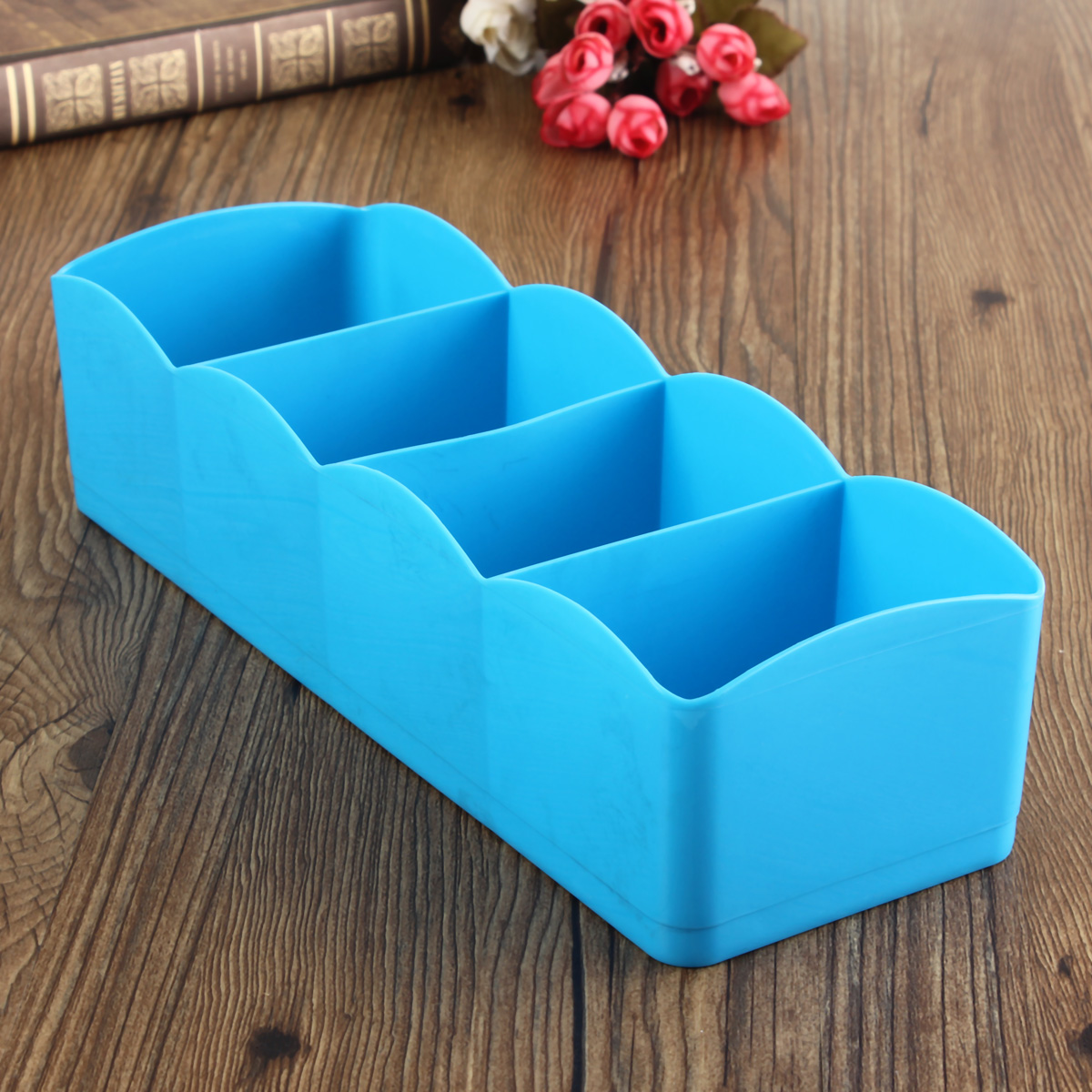 Boite separateur de tiroir rangement pr chaussette sous - Boite rangement sous vetement ...