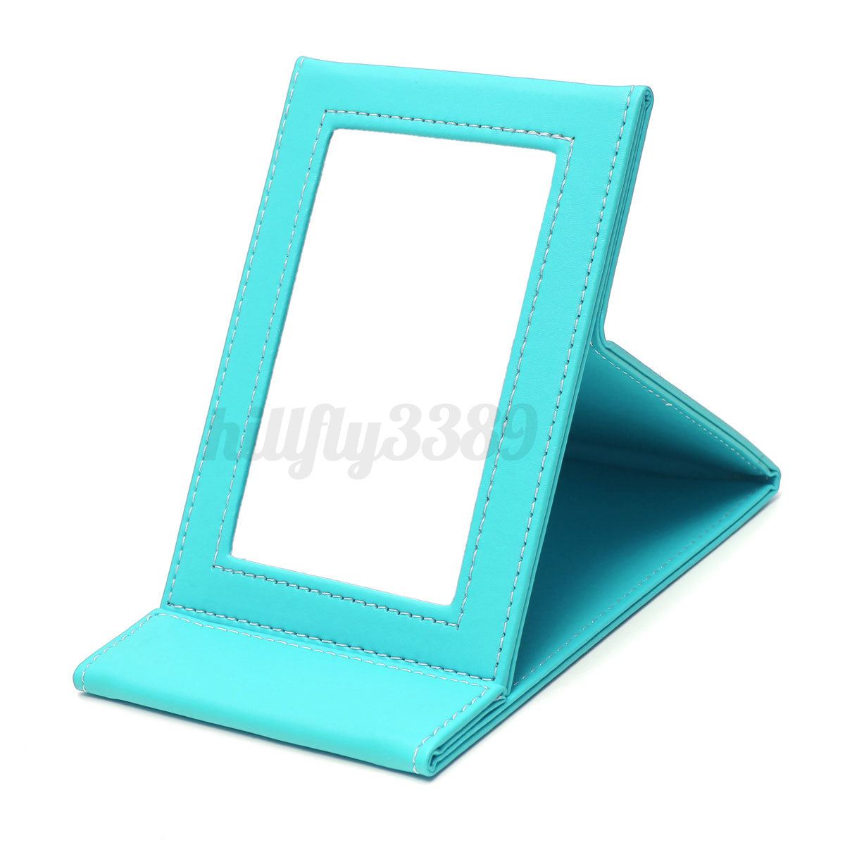 portable makeup travel pu leather strong portable foldable