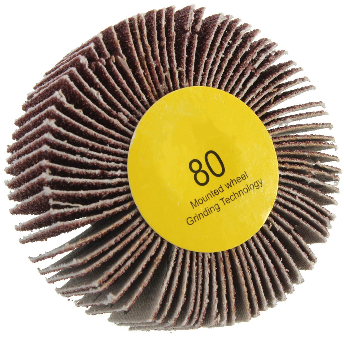 Aleta de 1 5 un disco de rueda lijado papel de lija grano - Lija para taladro ...