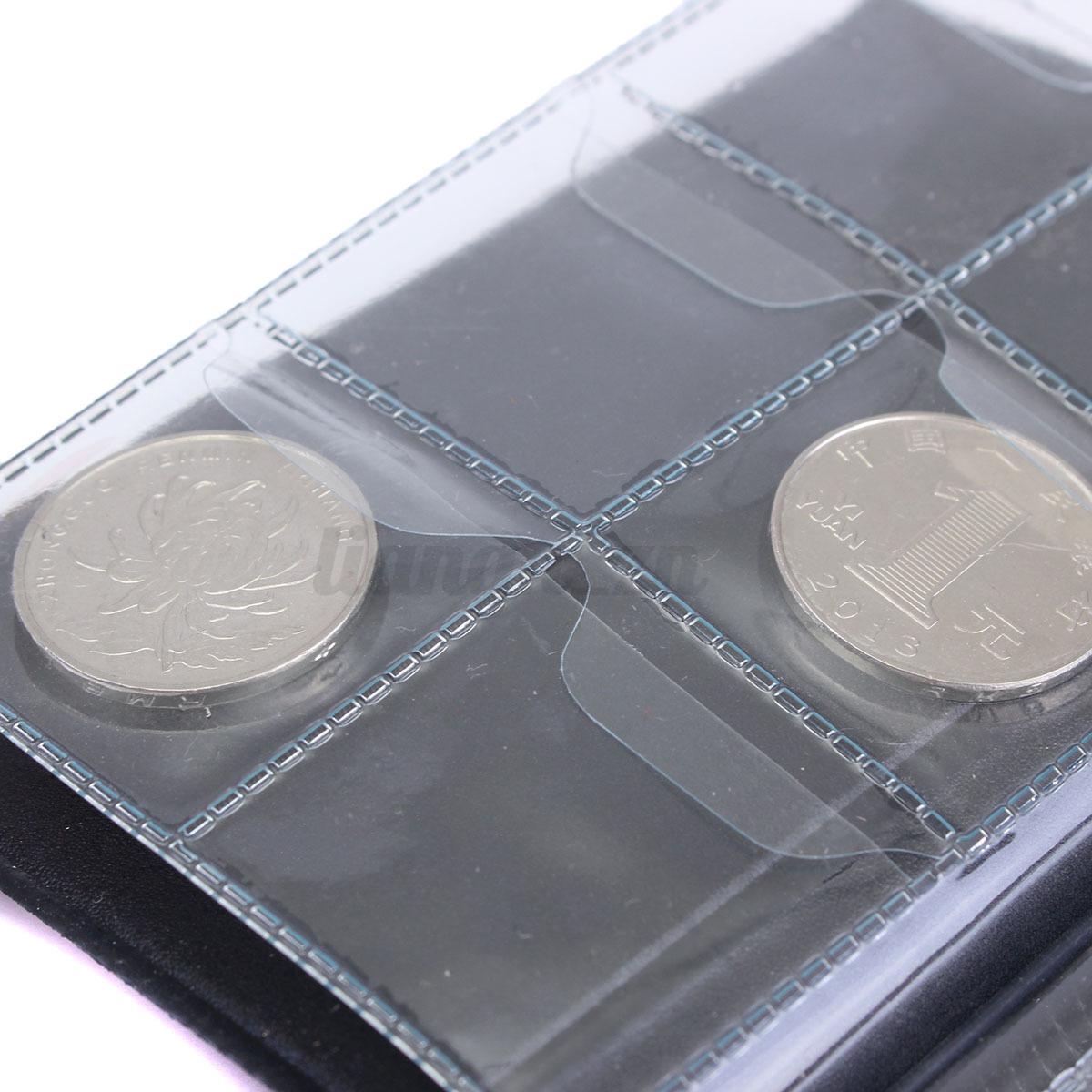 30 poche caisse album etui housse plastique pi ces monnaie - Album photo pochette plastique ...