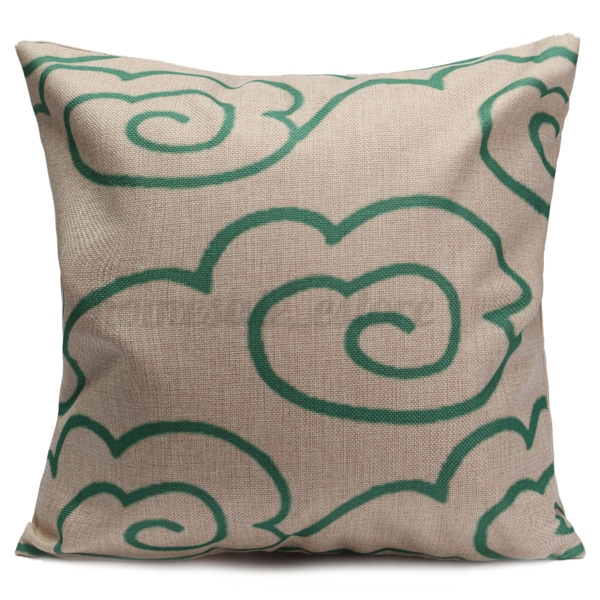 Casual Style Vintage Cushion Cover Throw Pillow Covers for Home Sofa Decoration eBay