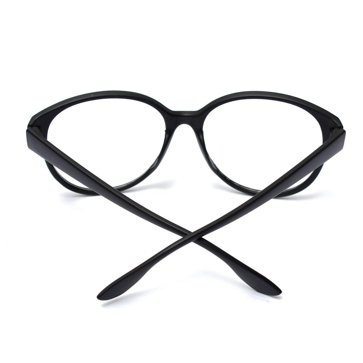 mode lunettes glasses monture cadre verre retro plain frame pour homme ebay