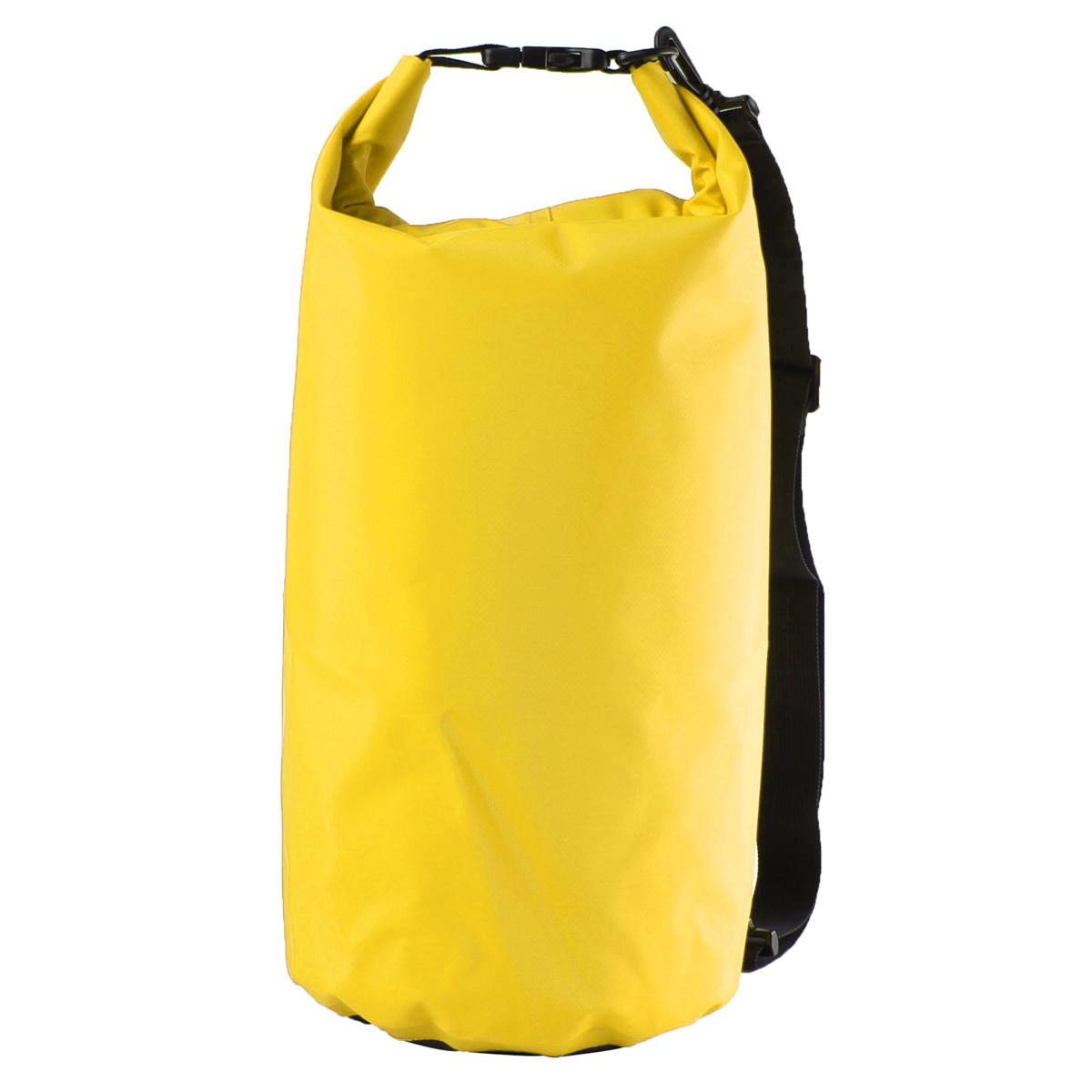 10/15 / 20 L Dry Bag Rollbeutel Seesack Packsack Tasche Wasserdicht Strandtasche
