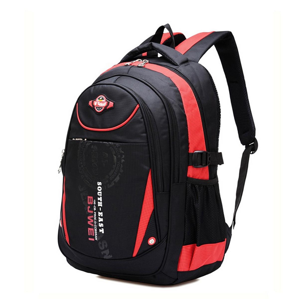 Waterproof Children School Bags Girls Boys Travel Backpack Shoulder Bag Rucksack
