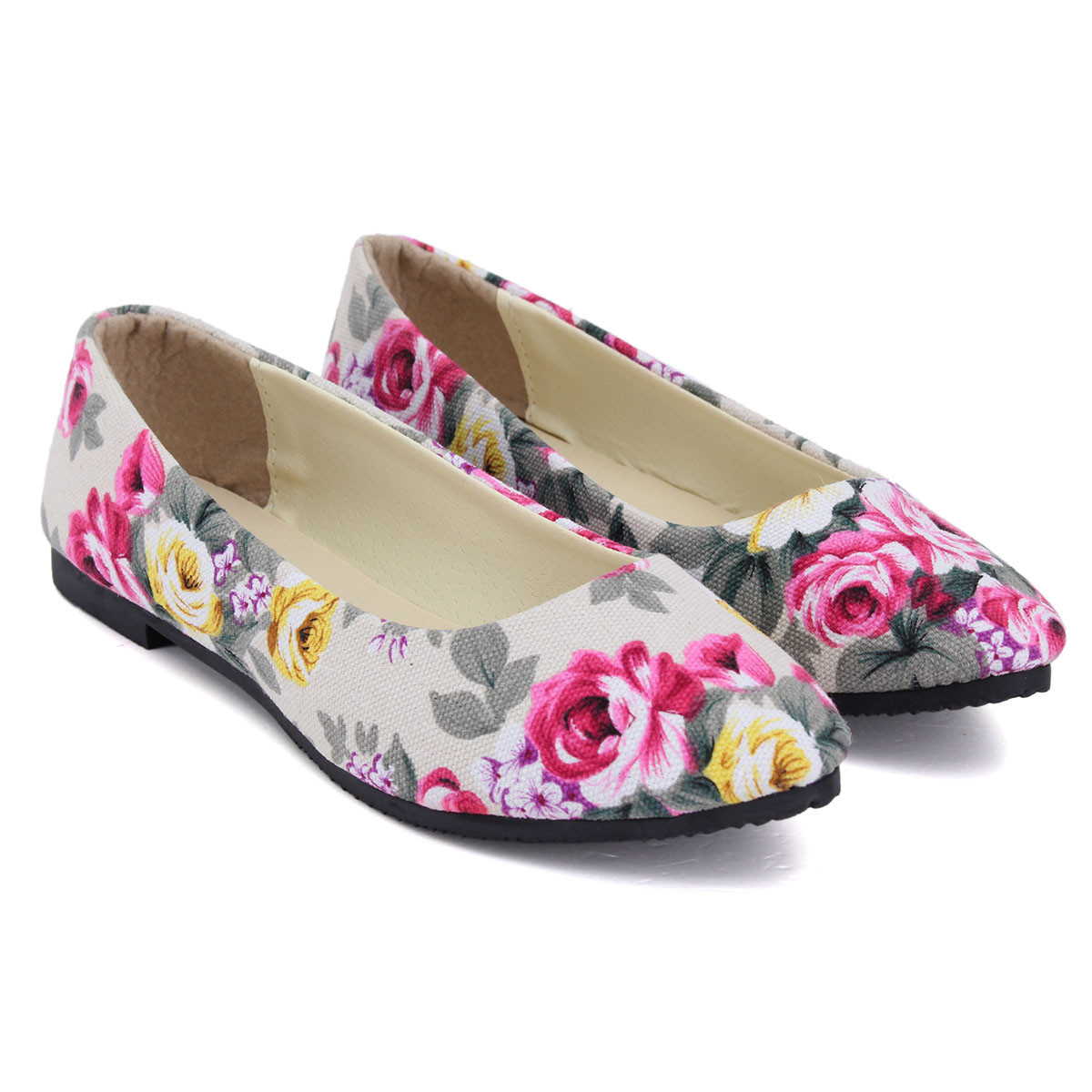 Ladies Flat Business Shoes