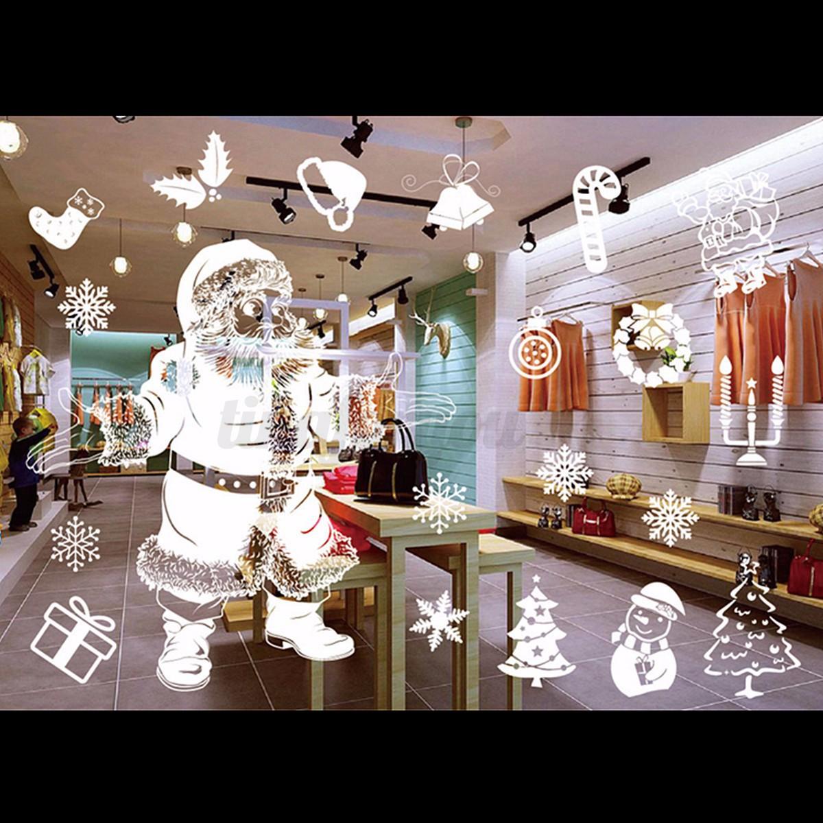 #956236 Blanc Père Noël Amovible Art Fenêtre À Faire Soi Même  6301 decoration fenetre noel a faire soi meme 1200x1200 px @ aertt.com