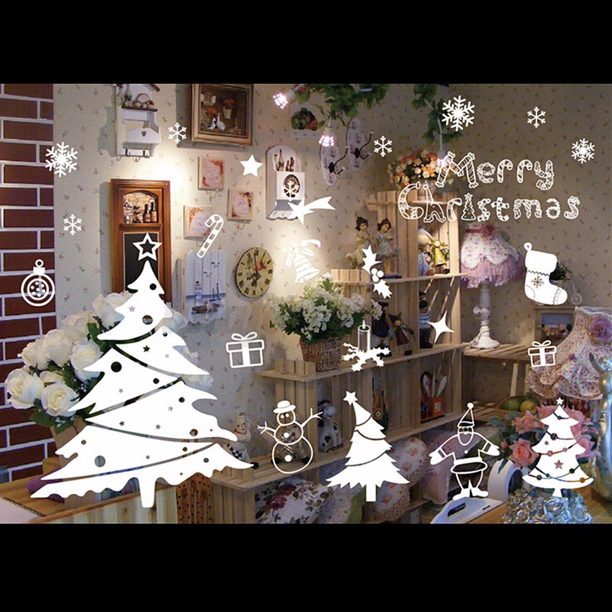 #80684B Blanc Père Noël Amovible Art Fenêtre À Faire Soi Même  6301 decoration fenetre noel a faire soi meme 1200x1200 px @ aertt.com