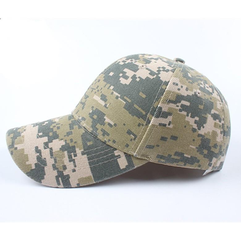 unisex adjustable camo hat army