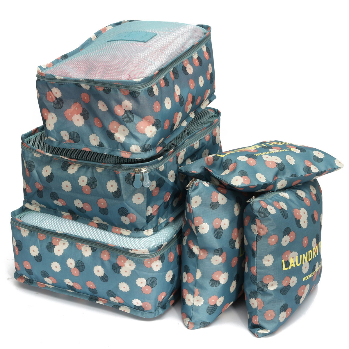 6Pcs-Clothes-Underwear-Socks-Packing-Cube-Travel-Luggage-Organizer-Storage-Bag