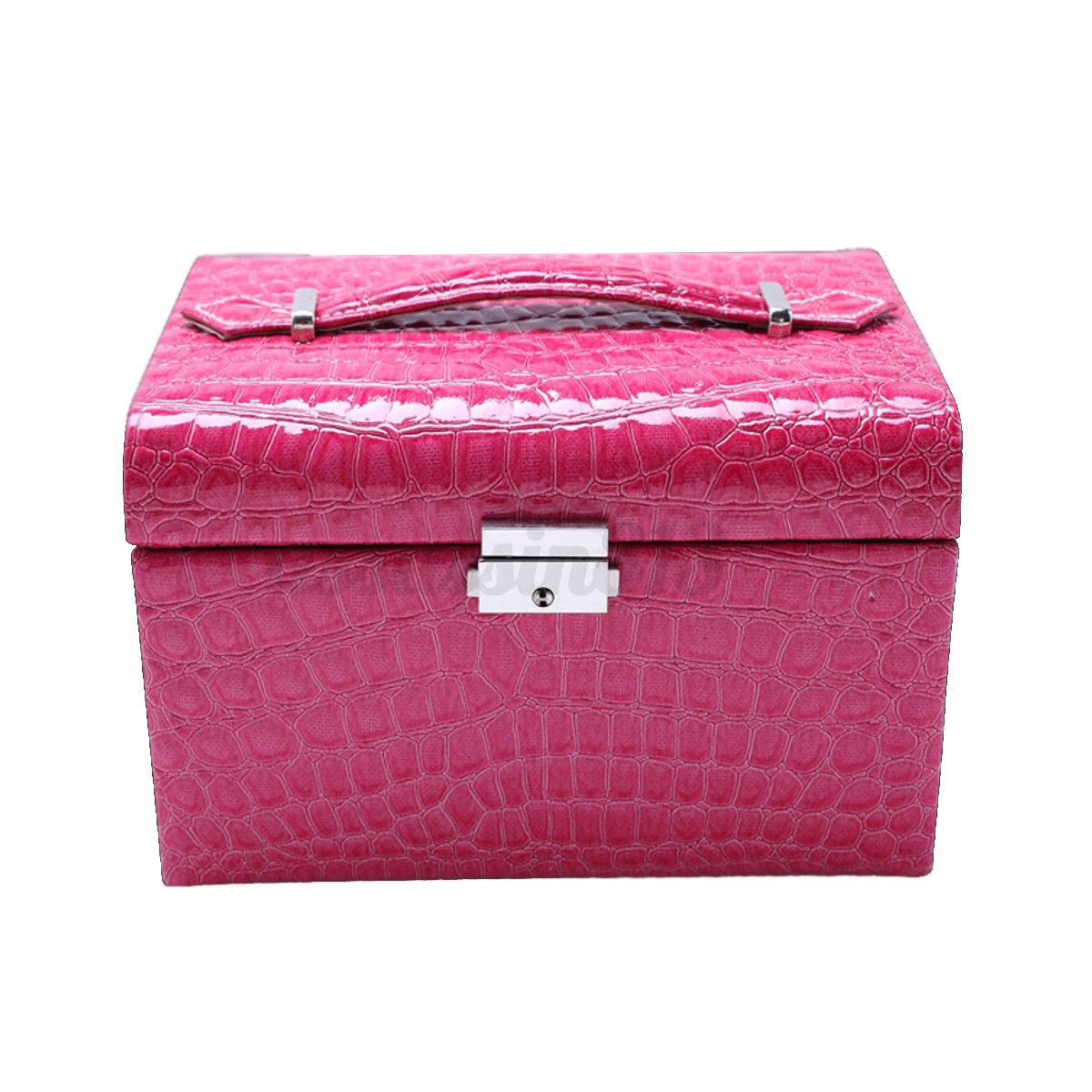 Jewelry-Box-Bracelet-Earring-Storage-PU-Leather-Container-Organizer-Case-Holder