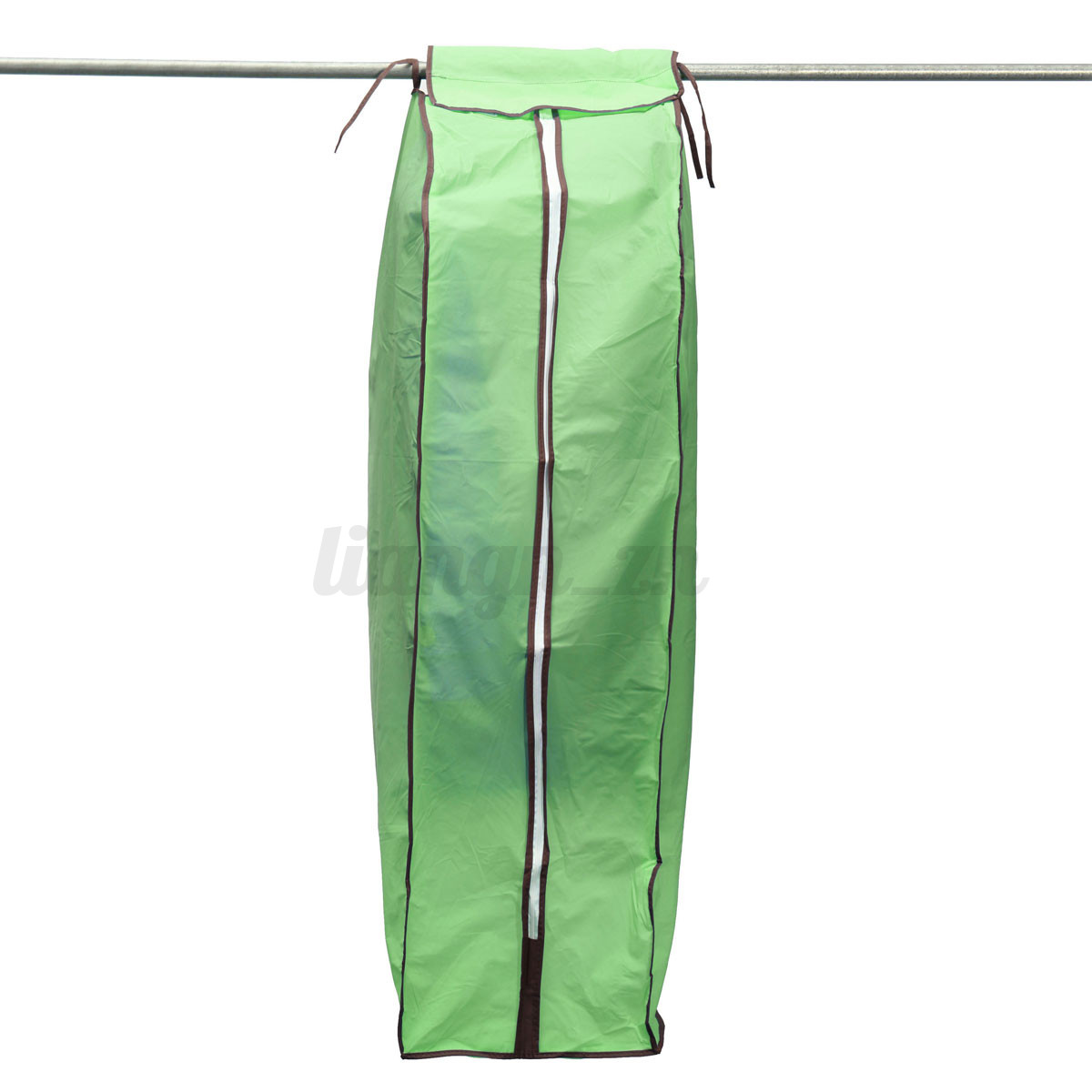 Housse sac de suspendu antipoussi re tissu rangement for Housse a costume