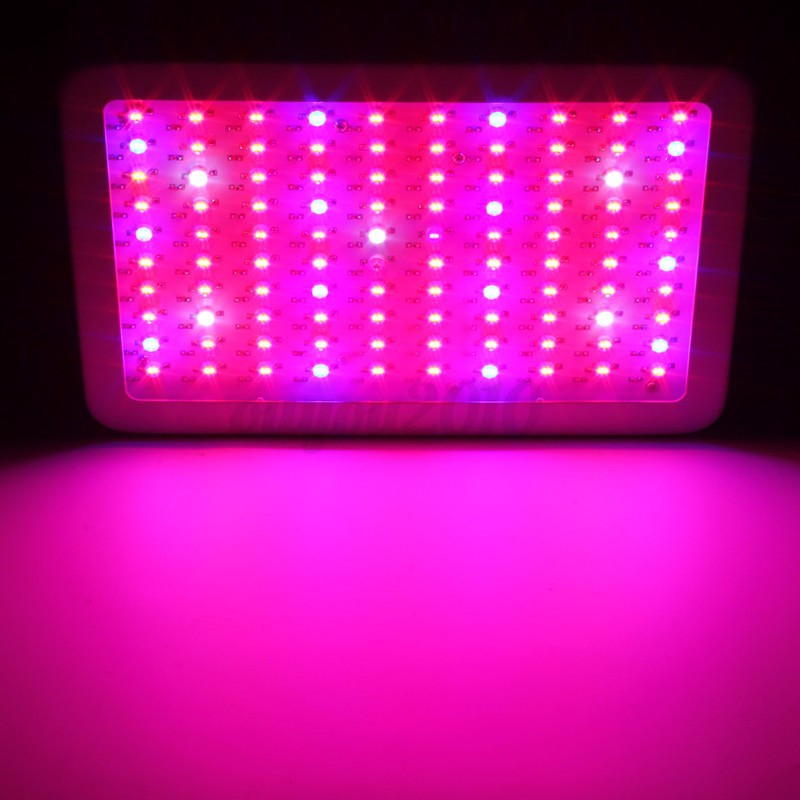 details about 1000w led grow light hydroponic medical plant panel lamp. Black Bedroom Furniture Sets. Home Design Ideas