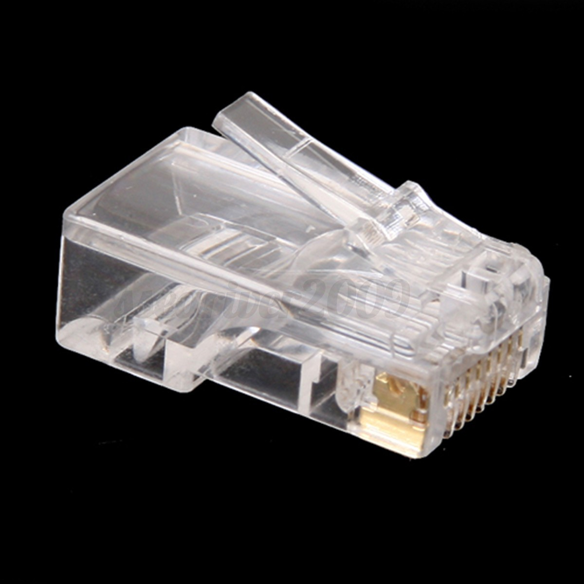 Cable End Connectors : Pcs rj network ethernet cable modular plug cat