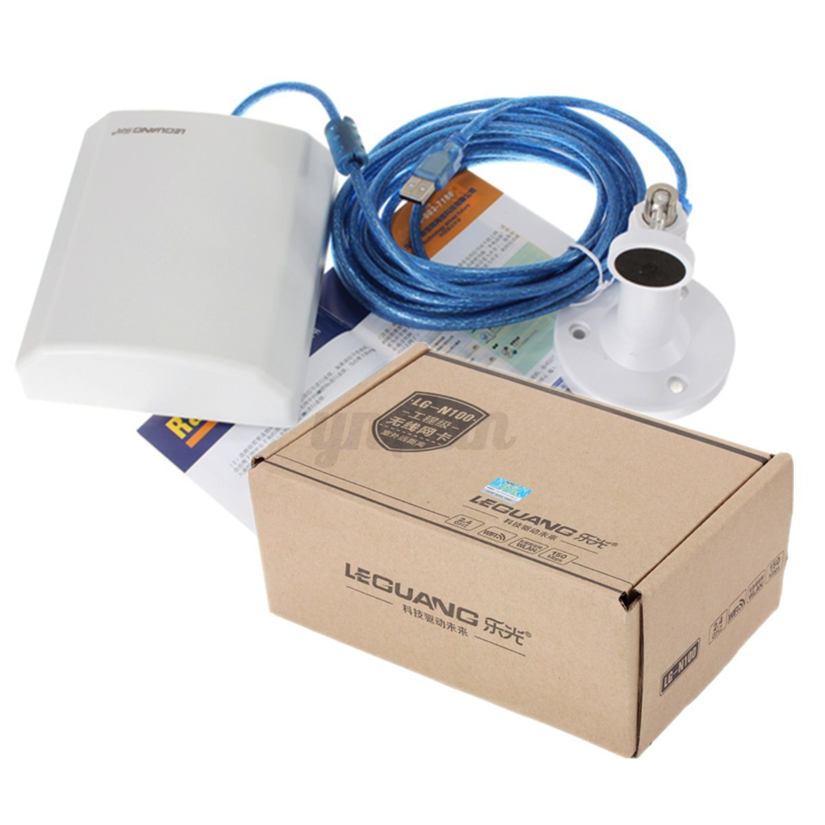 Outdoor WiFi Booster