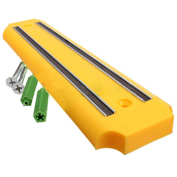 Wall Mount Magnetic Knife Scissor Storage Holder Rack Strip Utensil Kitchen Tool Ebay