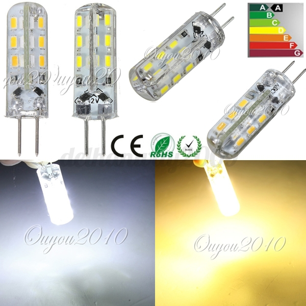 g4 g9 e14 3014 smd 24 64 led cob 3w 4w 5w 7w ampoule bulb lampe spot corn light ebay. Black Bedroom Furniture Sets. Home Design Ideas